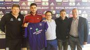 Anderlecht attire le Malinois Elias Cobbaut