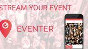L'application belge Eventer a 2000 nouveaux utilisateurs par mois