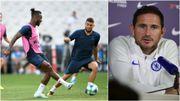"""Lampard: """"Vu la manière dont Batshuayi s'entraine, il mérite plus de temps de jeu"""""""