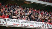 Ressort cassé entre certains supporters liégeois et le coach des Rouches