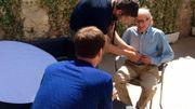 Ken Loach en interview avec Jean-Marc Panis, pour Tellement Ciné