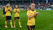 Les Suissesses brisent les rêves de Coupe du Monde des Red Flames