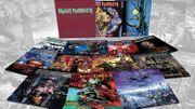 Iron Maiden: rééditions vinyle à remporter