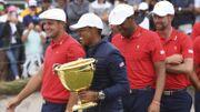 Les Etats-Unis de Tiger Woods remportent la Presidents Cup