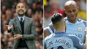 """Guardiola: """"Aguero et Kompany seront à City l'an prochain"""""""