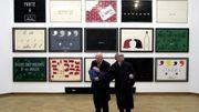 Une exposition sur Marcel Broodthaers débute à Anvers