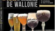 Bières et brasseries de Wallonie en provinces de Luxembourg, de Liège et de Namur