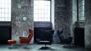 Oksen, l'opulent fauteuil d'Arne Jacobsen réédité chez Republic of Fritz Hansen