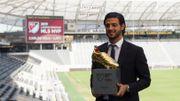 Le Mexicain Vela lauréat du trophée de meilleur joueur 2019 devant Ibrahimovic