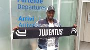 Blaise Matuidi est arrivé à Turin, où il va s'engager avec la Juventus