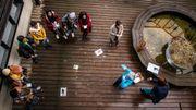 Atelier découverte autour du Canal de Bruxelles et de son histoire.
