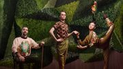 Alerte: nouvelle musique, instrumentale mais très reconnaissable, de Stromae