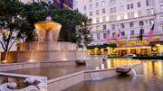 """La fontaine Pulitzer a servi de modèle pour le générique de la série """"Friends""""."""