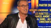 """Christophe Dechavanne : le nouveau producteur d' """"Age tendre, la tournée des idoles"""""""