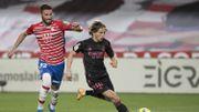 Le Real Madrid déroule face à Grenade, Eden Hazard à l'assist