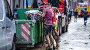 Intempéries : Namur, encouragée par le Roi Philippe, se prépare à de nouveaux orages