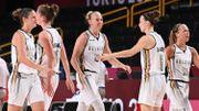 JO Tokyo 2020, basket : Les Belgian Cats qualifiées pour les quarts de finale sans jouer