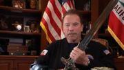 """Schwarzenegger discrédite Trump: """"Il restera le pire président de l'histoire des États-Unis"""""""