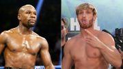Boxe : Floyd Mayweather affrontera le youtubeur Logan Paul en combat d'exhibition, le 6 juin prochain à Miami