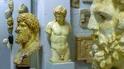 """Le Musée L ouvre à Louvain-la-Neuve sa """"galerie de la collection des moulages"""""""