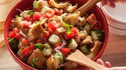 Panzanella, comment recycler du pain rassis?