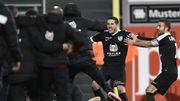 1ère victoire en 2 mois pour Eupen qui revient à 2 points de Malines battu à Lokeren