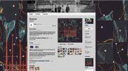 Media 21: Le jeune groupe londonien Me Rex veut renouveler avec l'album à l'ère numérique