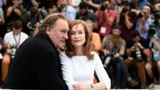 """Cannes 2015 : Gérard Depardieu réagit suite au tollé causé par """"The Valley Of Love"""""""