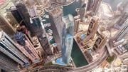 Oseriez-vous dormir à 365 mètres du sol dans le plus haut hôtel du monde?