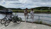 Faire du vélo en bateau?