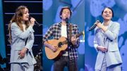 """The Voice 2021: Vianney, Joséphine et Alice chantent """"N'attendons pas"""""""