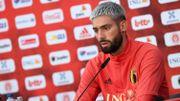 """Diables rouges: Yannick Carrasco, """"L'objectif est de gagner l'Euro"""""""