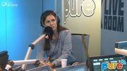 Myriam Leroy à la RTBF.