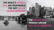 Inégalités extrêmes et émissions de CO2