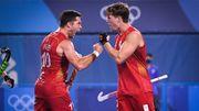 JO Tokyo 2020 – Hockey: les Red Lions passent l'obstacle espagnol et filent en demi-finales (3-1)