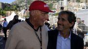 Avec Niki Lauda, « la F1 perd un seigneur », dit Alain Prost