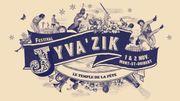 Le festival Jyva'Zik à Mont-Saint-Guibert va faire revivre le Temple de la Fête