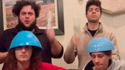 [Zapping 21] Cette reprise d'Ozzy Osbourne par quatre hommes avec des bols sur la tête fait un carton sur le web