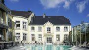 Concours : Une soirée au champagne pour deux au Château des Thermes de Chaudfontaine !