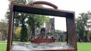Folon à Villers-la-Ville, 22 sculptures exposées jusqu'au 21 mars à l'abbaye