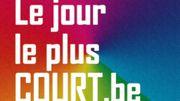 Le court métrage à l'honneur le 21 décembre en Wallonie et à Bruxelles