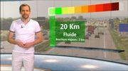 Semaine de la Mobilité : la météo RTBF et MobilInfo adaptent leurs services !