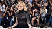 Deux films, une récompense: Cate Blanchett, grande star du Festival de Londres