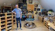 DJ empêché, Antoine lance sa boutique de bières spéciales