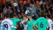 Sans rien demander à Zidane, Courtois a frappé un grand coup auprès des fans