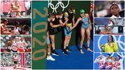 JO Tokyo 2020: J8 aux Jeux, la Belgique au top, des records du monde, Simon Biles à nouveau forfait, tout ce qu'il ne fallait pas rater (vidéos)
