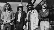 Led Zeppelin: la cover du premier album aux enchères