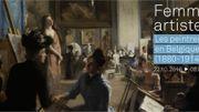 Musée Rops, Femmes artistes