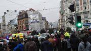 Bruxelles: une explosion au gaz à la Barrière de Saint-Gilles fait au moins six blessés