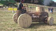 La fête du bois à Sugny